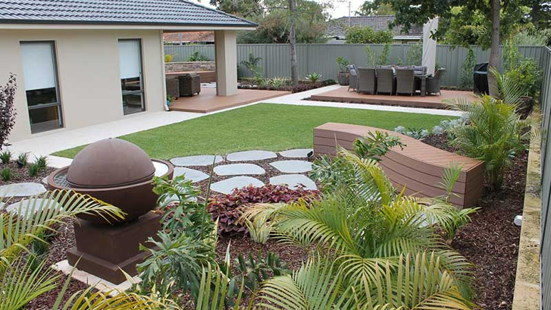 Residential Landscaping Sydney Services